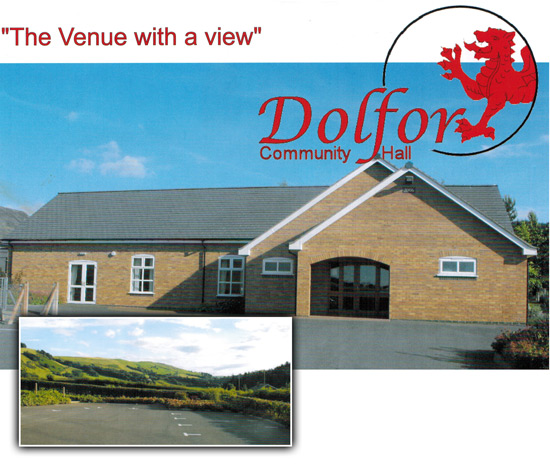 Dolfor Community Hall