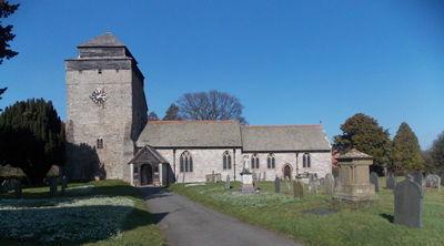 St Michael & All Angels Church